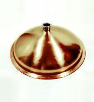 Крышка купольная медная на «Абсолют» 25 л (д=32 см) (сг)